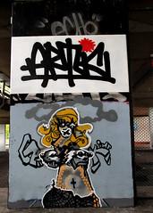 graffiti (wojofoto) Tags: streetart holland graffiti nederland netherland artic koogaandezaan wolfgangjosten wojofoto copasetik