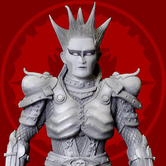 地球現身25週年紀念!惡魔樂團聖飢魔II公仔即將推出