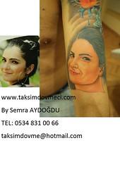 Woman portrait tattoo / Bayan portre dovme (taksim beyoğlu dövmeci) Tags: woman art tattoo artist femme models drawings istanbul tattoos taksim examples vrouwen tatouage bayan mannen kiz modèle modelleri dovme çizimler dovmeciler taksimdovme dovmemodelleri dovmesi