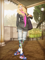 - motley wings - (FlowerDucatillon) Tags: flower fashion blog truth post secondlife pixel villena secondlifefashion leezu slupergirls flowerducatillon