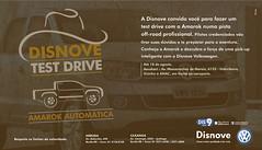 Disnove VW - Anuncio Best Drive Amarok (3Pontos) Tags: test vw volkswagen drive propaganda best anuncio comunicação publicidade amarok 3pontos automática disnove