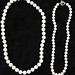 5016. Two Cultured Pearl Necklaces