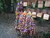 Nagoya 名古屋 - Atsuta Jinguu 熱田神宮 - Paper Crane 折り紙の鶴
