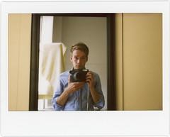(PeterCurrie) Tags: summer portrait selfportrait self montreal fujifilm instax fujiinstax200 autaut instandfilm petercurrie
