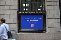 New York Sports Clubs (Ka!zen) Tags: nyc newyorkcity usa newyork wallstreet newyorksportsclubs
