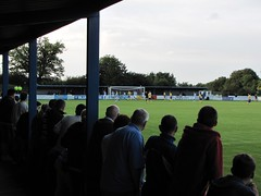 120815 PSF Colwyn Bay v Man City (70) (@putajumperon) Tags: manchestercityfc preseasonfriendly colwynbayfc groundhop1881