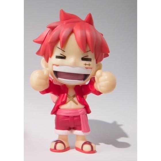 One Piece@be.smile irodori 草帽海賊團微笑9人彩虹配色
