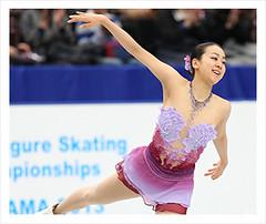 figure skating world champion (kawa432) Tags: world champion figureskating maoasada