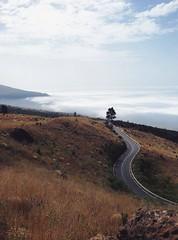 Road to Heaven  #vsco #vscocam   @marioggarcia (Mario G. Garca) Tags: road cloud mountain island volcano heaven canarias tenerife volcan canaryisland skyporn vsco vscocam