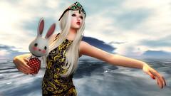 Bunny Love (R a c h e l P r i c e) Tags: lamb maitreya theforge frisland glamaffair labelmotion klubwerk fantasygachacarnival ~saharas~ poselover