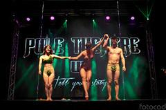 Pole Theatre UK 2016 : Leah Rose : Classique : Pro (HyperXP.com) Tags: sexy theatre circus performance skills dancer pole acrobatics performer stilettos poledance snakeskin hotpants acro acrobalance acroyoga xpole pleasers leahrose poletheatre polefit acrotrick