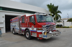 Miami Beach Fire Department. Engine 2 (Emergency_Vehicles) Tags: 2 beach fire miami engine department