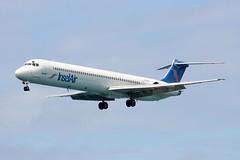 P4-MDH McDonnell Douglas DC-9-83 at Sint Maarten (yyzgvi) Tags: air sint insel international douglas maarten bv mcdonnell md83 dc983 pjmdh