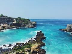 Jump Point (Talita. ()) Tags: bali cliff indonesia nusa ayana lembongan   ceningan