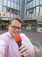 Gelsenkirchener Montagsdemonstration solidarisch mit Thomas Kistermann (Thomas Kistermann) Tags: martina reichmann