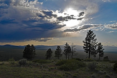 bb1280165sunset (thom52) Tags: rain butte desert bend hiking or besse