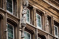 """Faade """"sculpture"""" - Rouen (Pierre Fauquemberg) Tags: rouen histoire normandie maison mur faade patrimoine historique colombages vieilleville mdival hautenormandie pierrefauquemberg"""