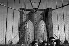 Tower - Brooklyn Bridge. (minus6 (tuan)) Tags: mts minus6