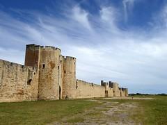 Aigues Mortes (fotomie2009) Tags: francia aigues mortes walls mura ramparts remparts cinta muraria aiguesmortes france gard languedoc aigas mrtas medioevo medievale medioevale mdivale