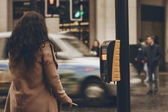 WAIT (Alessandro Puleio) Tags: woman trafficlights london moving nikon focus traffic cathedral cigarette taxi sony curly wait tele mf f2 105 alpha nikkor sonya fx saintpaul curlyhair manualfocus 105mm nikkor105mm alpha7ii sonyalpha7ii alpha7markii alpha7mark2 alpha72