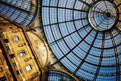 Galleria Vittorio Emanuele II (oscarxchung) Tags: italy ii galleria emanuele vittorio milian flickrtravelaward