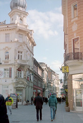 sarajevo (djibouticall) Tags: travel film analog europe kodak sarajevo bosnia olympus analogue filmcamera balkans olympustrip35 2016 portra400 bosniaandherzegovina formeryugoslavia
