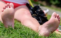 DSCF3681.jpg (taureal) Tags: feet female candid mature barefoot soles