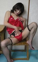 0091 (imeaimi) Tags: japan asian cd transgender crossdresser tg shemale newharf