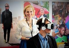 United Nations Regional Information Center (UNIRC) Display - Brussels - European Development Days - 2016 (20) (Durickas) Tags: edd edd2016 europeandevelopmentdays brussels tourtaxis