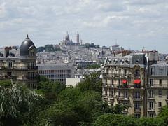 Montmartre (escailler arthur) Tags: summer paris france photo view franais parisien