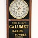 103. Calumet Advertising Wall Clock