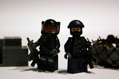 The Purge: Pan-Asian soldiers (orfentage) Tags: war lego custom brickarms thepurge orfentage