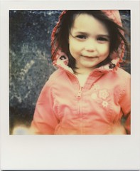 pink (daveotuttle) Tags: portrait film theniece px70 impossibleproject batch1211