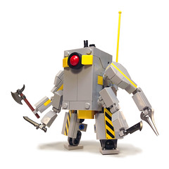 QuadBot (MacLane) Tags: lego mecha moc brickarms legomoc