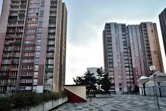 karl marx : bobigny (NiCoLaS OrAn) Tags: paris france saint seine cit suburb block 93 denis hlm dalle quartier banlieue zus bobigny