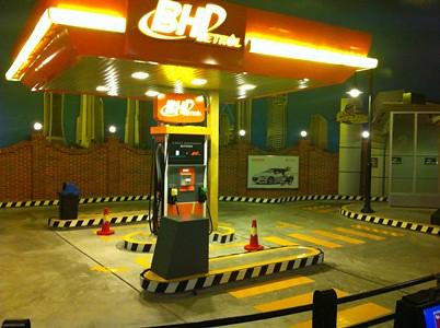 Kidzania Petrol Station