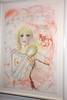 Art Work - Portrait of Gwyneth Paltrow and baby Courtney Love unveils her artwork 'And She's Not Even Pretty' exhibit held at Fred Torres Collaborations in Manhattan New York City, USA