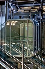 Elevator (bsii) Tags: madrid airport spain october elevator mad 2008 barajas afnikkor50mmf18d madridbarajasinternationalairport