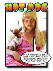 hotdoggy (gaston8054) Tags: collage fake lustig gag bilder intelligent witzig gemein