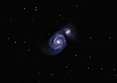 M51 The Whirlpool Galaxy 15 April 2012 + (BudgetAstro) Tags: nikond70 galaxy astrophotography m51 galaxies dss dso whirlpoolgalaxy astroimaging ngc5194 ngc5195 deepskystacker deepskyobject messier51a messier51 Astrometrydotnet:status=solved Astrometrydotnet:version=14400 Astrometrydotnet:id=alpha20120486954810