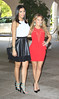 Julissa Bermudez, Adrienne Bailon attending the NBC Universal Summer Press Day, held at The Langham Huntington Hotel and Spa Pasadena, California
