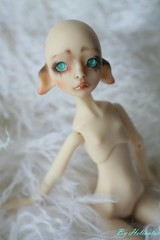 faceup commission for Britney (heliantas) Tags: doll handmade bjd kane commission aleah faceup nefer