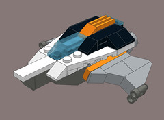 Snow Speeder Variant