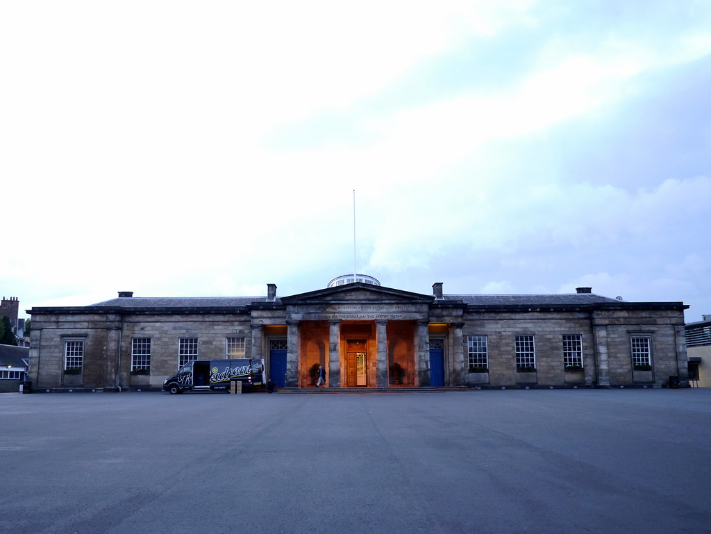 A look at the staid marcia blaine school for girls in edinburgh