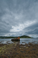 Old fishing boat (frcrossnacreevy) Tags: 1001nights greatphotographers 1001nightsmagiccity mygearandme mygearandmepremium mygearandmebronze ringexcellence greaterphotographers greatestphotographers