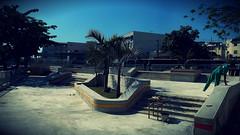 Skate Plaza (Jinsei_) Tags: park street rio de do janeiro skate largo pista bico