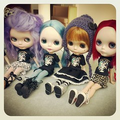 BlytheCon UK dolly shirts are available from today! (glitterbat) Tags: dolls blythe android 2012 tees bcuk blythecon instagram