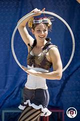 Juggling Girl 2 (Foto Flower) Tags: summer girl festival hoop costume colorado hula juggling juggle renaissance 2012