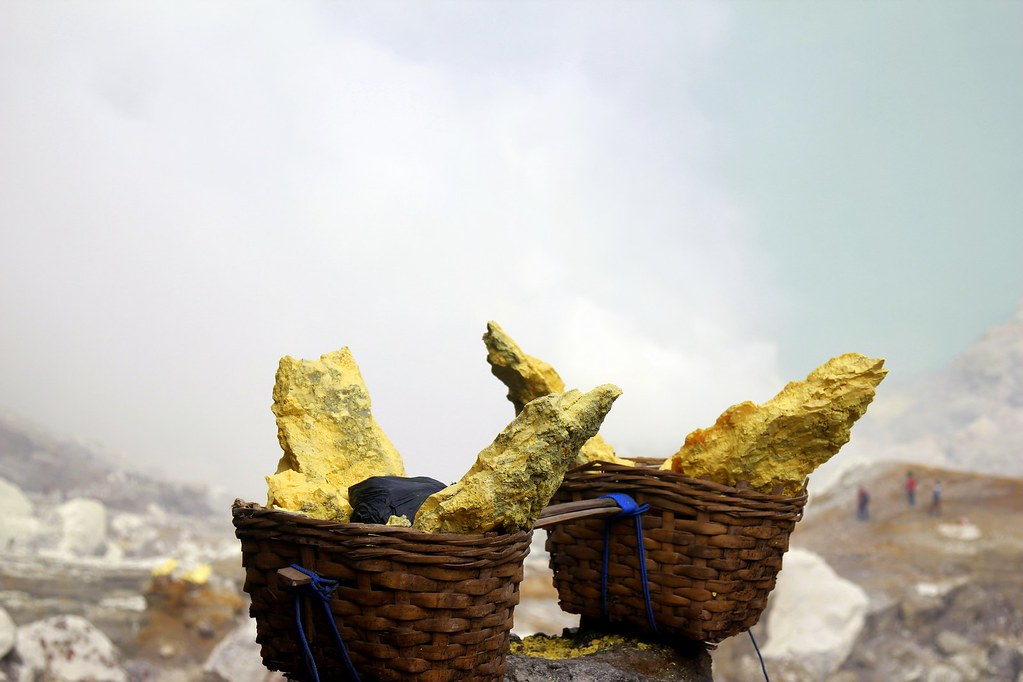 What it is all about, Kawah Ijen, East Java, Indonesia