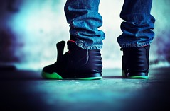 yeezy 2 dark (jaliskoe13) Tags: 2 black west dark solar glow air nike nrg kanye gitd yeezy
